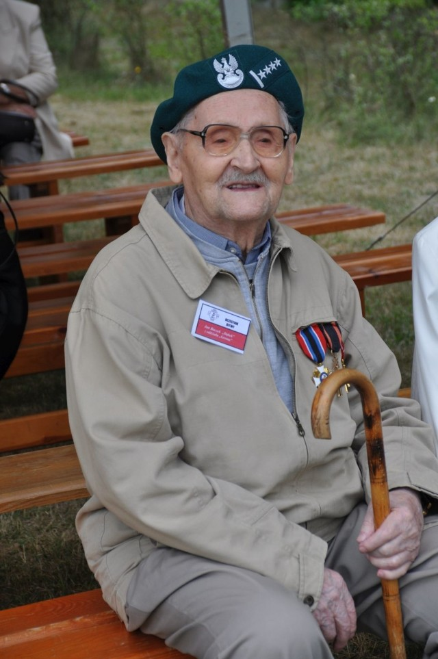 Po pożegnaniu Jana Buczka, ps. Dąbek. Uczestnik Bitwy pod Osuchami już na wiecznej warcie