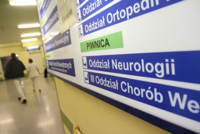 Oddział chirurgii dziecięcej we włocławskim szpitalu został zamknięty trzy lata temu