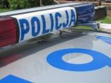 KPP Chojnice: Nietrzeźwy kierowca wjechał w znak drogowy