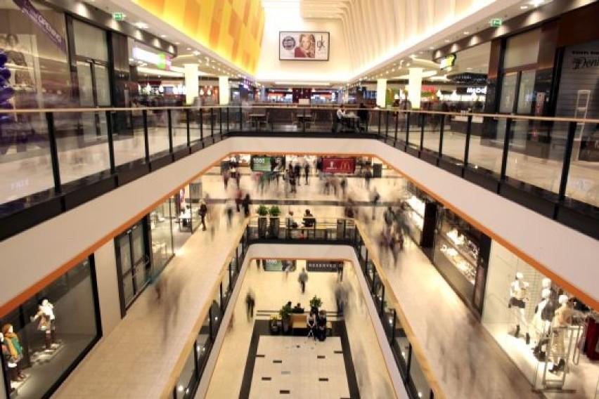 Galeria Kaskada, buty, zakupy, Szczecin