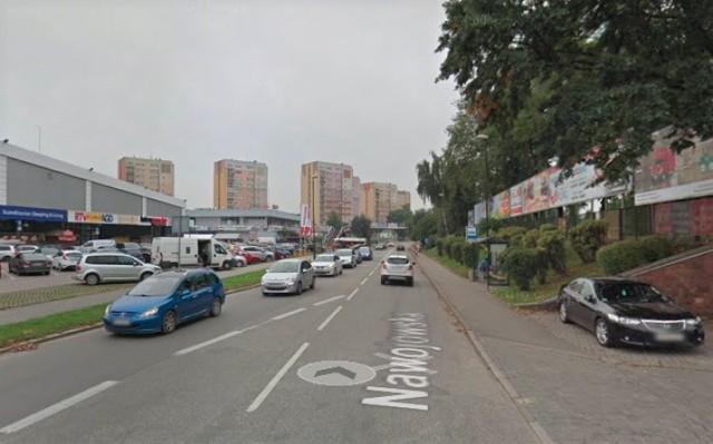 Ul. Nawojowska to jedna z najbardziej zniszczonych arterii komunikacyjnych w Nowym Sączu