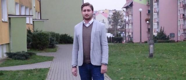- Wystartuję w wyborach uzupełniających do rady Miasta Chełmna - potwierdza Karol Smętek
