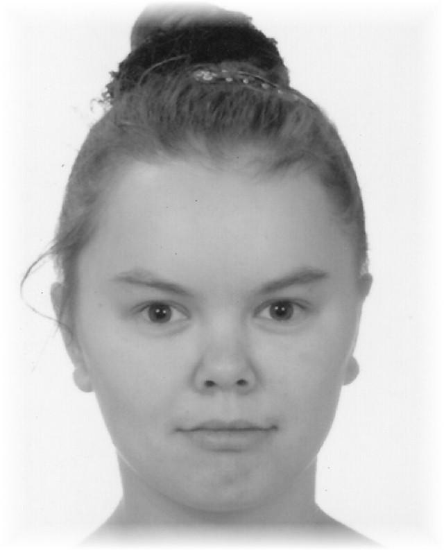 GOSTYŃ. Zaginęła Sylwia Kukla. Policja prosi o kontakt wszystkich, którzy mogą pomóc w jej odnalezieniu