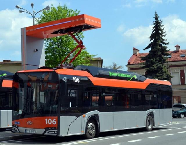 Po Rzeszowie jeździ coraz więcej autobusów elektrycznych