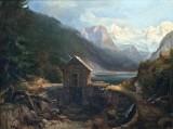 """Otwarcie wystawy pt. """"Carl Freidrich Seiffert (1809-1891) – malarz z Zielonej Góry"""""""