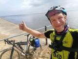 Gm. Szamotuły. Krzysztof Tomkowiak przejechał na rowerze całą Polskę. I to w ciągu 6 dni!