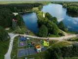 Kąpielisko w ośrodku Wawrzkowizna koło Bełchatowa już czynne. Jest tam też wiele innych atrakcji