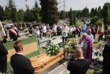 Sosnowiec pożegnał Józefa Gałeczkę. Na pogrzebie pojawiło się wiele znanych postaci. Zobacz ZDJĘCIA