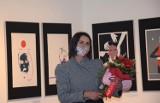Malbork. Galeria Nova rozpoczęła sezon artystyczny pełną emocji wystawą grafik Karoliny Smorawskiej