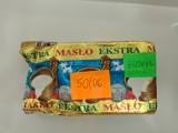 Sanepid w Kołobrzegu ostrzega: salmonella w jednej partii tego masła!