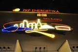 Świecący mural przywita z panoramą Warszawy przywita przyjeżdżających do stolicy