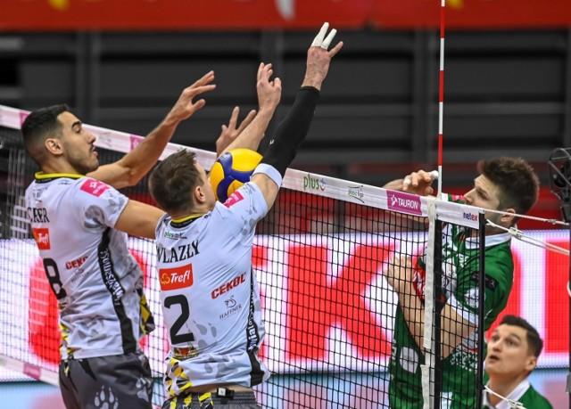Trefl Gdańsk zakończył sezon zasadniczy na trzecim miejscu. Przed nim play-offy