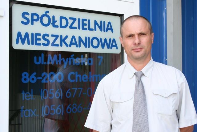 Andrzej Łaniec: - Jesteśmy gotowi i do rozmów z burmistrzem, i do wejścia w projekt rozszerzania monitoringu o nasze obiekty
