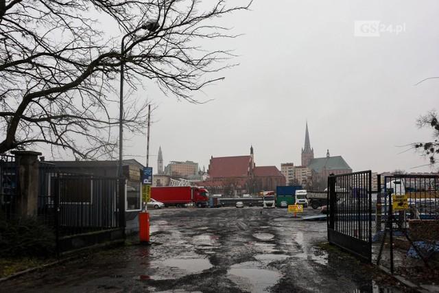 Między ul. Celną a Bulwarem Gdyńskim w Szczecinie pojawią się nowe budynki mieszkalne
