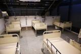 Szpital Narodowy. W miesiąc leczono tu 147 osób. Tylko lekkie przypadki. Koszt: 21 milionów złotych