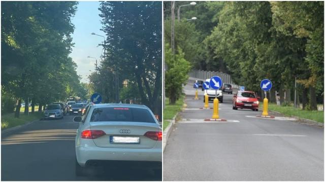 Kierowcy podkreślają, że po likwiadacji miejsc parkingowych na ul. Piłsudkiego jeździ się ciut lepiej