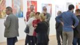 Danuta Nawrocka zaprezentowała w Bydgoszczy swoje najnowsze dzieła [zdjęcia, wideo]
