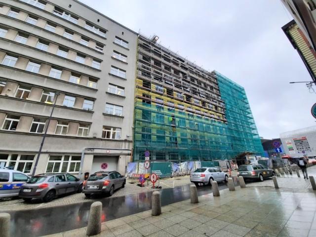 Hotel przy Młyńskiej w Katowicach