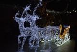 Jarmark świąteczny 2019 na placu Narutowicza w Bełchatowie. Atrakcji nie brakowało