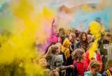 Fabryka Pełna Życia zorganizowała w Dąbrowie Festiwal Kolorów Holiki i Targ na Zielonym