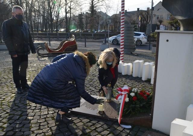 W Błaszkach pamiętali o 76 rocznicy wyzwolenia miasta