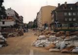 Powódź 1997 w Nowej Soli. Miasto jak z wojny, bo była to wojna z żywiołem. Zobacz te zdjęcia, zapadają w pamięć