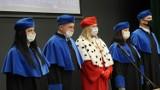 Leszno. Inauguracja roku akademickiego 2021/2022 w Wyższej Szkole Humanistycznej w Lesznie. WSH w Lesznie ma już 20 lat!
