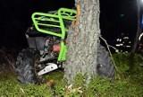 Młody hokeista Polonii Bytom zginął w wypadku na quadzie w Kaletach