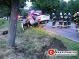 Opole: Wypadek na drodze krajowej na odcinku Jełowa- Bierdzany