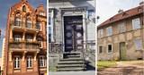 Malbork. Najstarsze domy w mieście. Wciąż w nich mieszkają ludzie, a powstały w XIX wieku