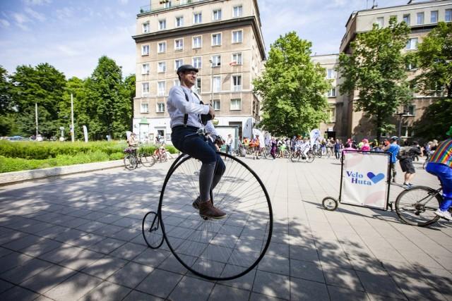 Nowa Huta ma nowy, jubileuszowy szlak rowerowy