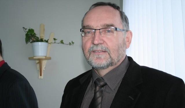 Wójt Jerzy Rabeszko cieszy się, że uruchomiony zostanie fundusz sołecki.