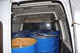 Nielegalny handel płynną parafiną