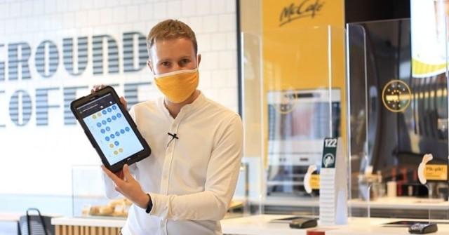 Wojciech Puchacz, Konsultant ds. Szkoleń w McDonald's