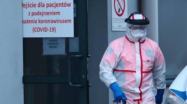 W  powiecie grójeckim są 66 osoby zarażone koronawirusem.