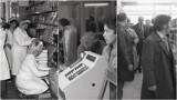 Tarnów. Tłumy na otwarciach nowych sklepów w Tarnowie w czasach PRL. Było o co walczyć, gdy towary były na kartki [ZDJĘCIA]