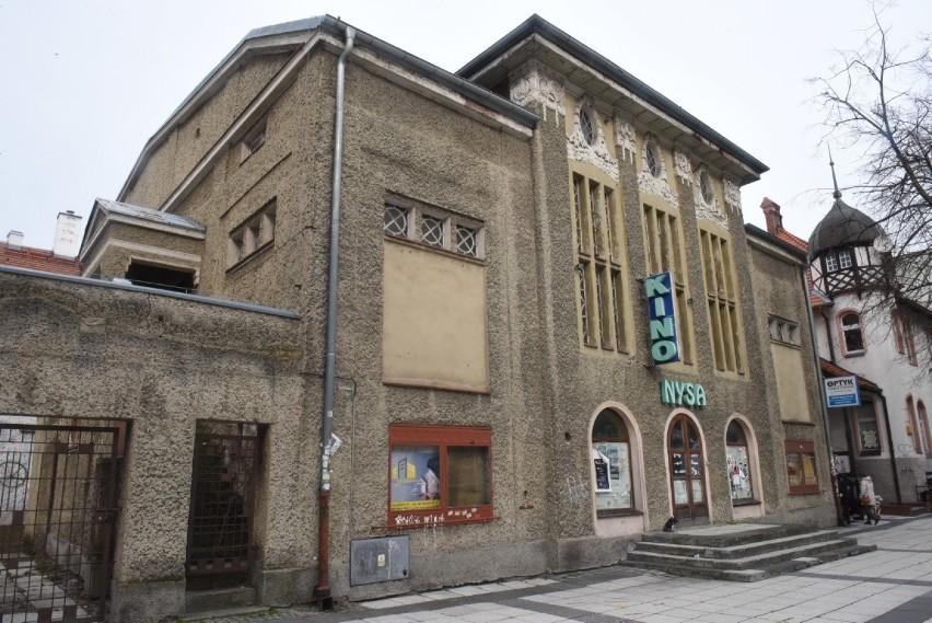 Kino Nysa cieszyło się w przeszłości dużą popularnością...