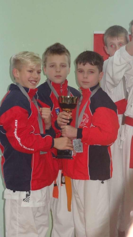 Karatecy przywieźli medale do Wągrowca