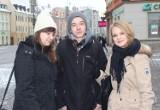 Pierwszy śnieg we Wrocławiu. Już są utrudnienia [zdjęcia]