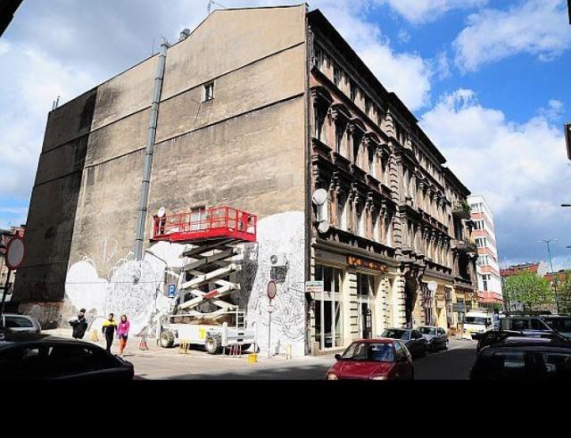 festiwal murali, murale