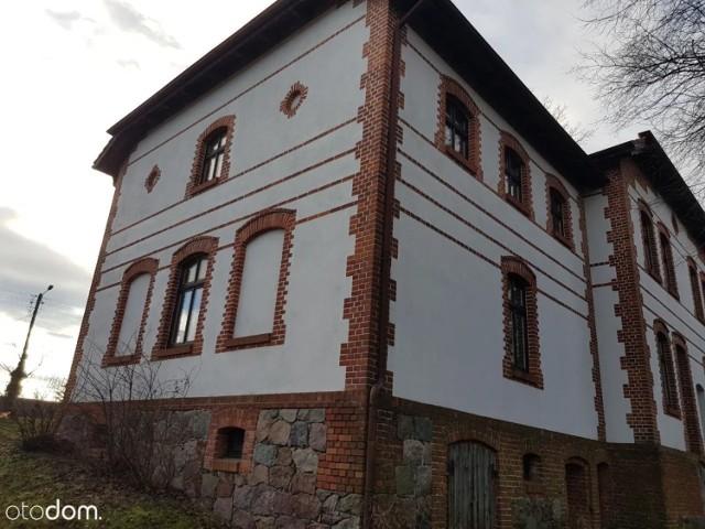 Dawny hotel w miejscowości Bogusław Powierzchnia działki: 16 000 m² Cena: 950 000 Szczegóły: otodom.pl