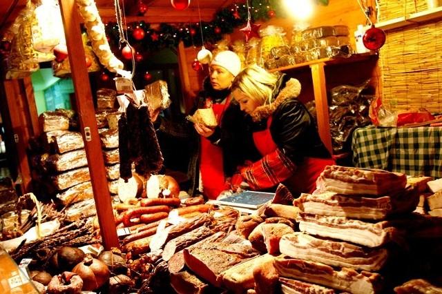 Jarmark Świąteczny na Staromiejskiej