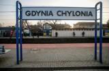 Remont stacji SKM Gdynia Chylonia. Na razie nie ma zmian w organizacji ruchu [ZDJĘCIA]