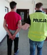 Skierniewice. Chciał uniknąć kary - w ręce policji wydała go rodzina