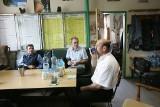 Protest na kolei: To maszyniści ze Śląska, którzy strajkują [ZDJĘCIA]