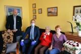 Urodziny jednej z najstarszych mieszkanek Przemyśla. Pani Anna skończyła 105 lat [ZDJĘCIA]