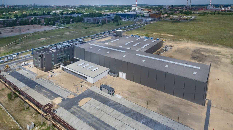 """f64262b4f935e8 Na terenach poprzemysłowych częstochowskiej strefy """"Euro-Park"""" Mielec  zakończono już prace budowlane. W nowej siedzibie firmy aktualnie  prowadzone są prace ..."""