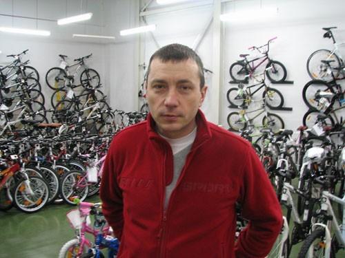 Roman Badura to przede wszystkim pasjonat jazdy rowerowej