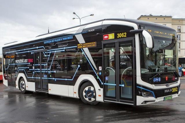 W Rybniku pasażerów wozić będą autobusy elektryczne