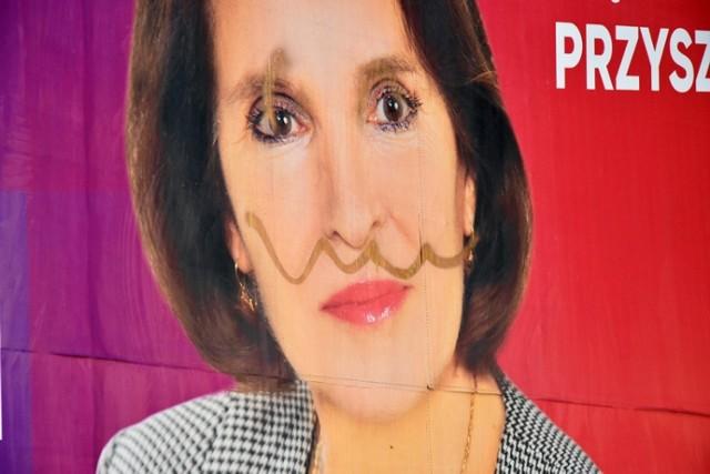 Politycy posprzątajcie po kampanii wyborczej w Legnicy!